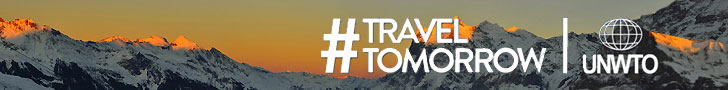 #TravelTomorrow by UN World Tourism Organization