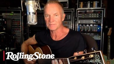 Photo of Sting Performs 'Message In a Bottle', 'Englishman In New York' and 'Fragile' – In My Room