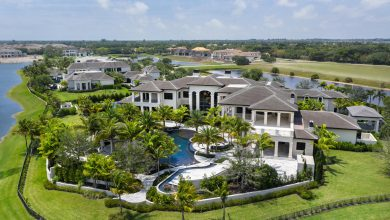 Photo of These 3 multimillion dollar megahomes hit the market in the middle of the pandemic—here's why