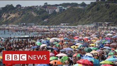 """Photo of Coronavirus warning after """"major incident"""" declared in Bournemouth – BBC News"""