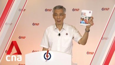 Photo of GE2020: PAP secretary-general Lee Hsien Loong unveils party manifesto