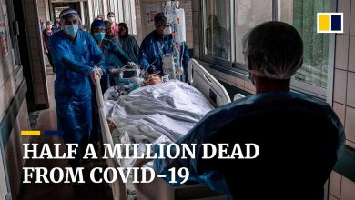 Photo of Global Covid-19 death toll hits 500,000 as coronavirus infections surge past 10 million
