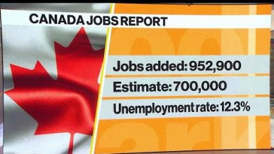 Photo of Canada Reclaims 1 Million Jobs Lost to the Coronavirus Pandemic