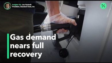 Photo of Gas demand is back as virus-related road travel eases