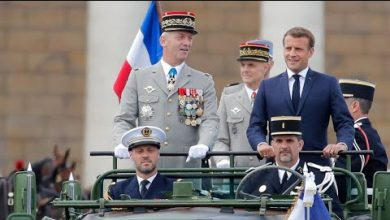 Photo of Bastille day: Muted celebrations in Paris with scaled-down parade due to pandemic
