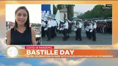 Photo of How coronavirus is forcing France to scale back Bastille Day celebrations in Paris this year