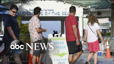 Photo of Ft. Lauderdale mayor: Virus 'running fast and loose' in Florida