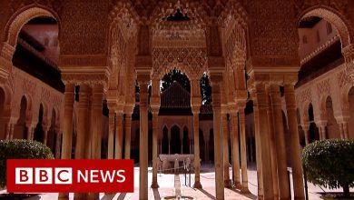 Photo of Coronavirus: Spain's Alhambra Palace reopens to visitors – BBC News