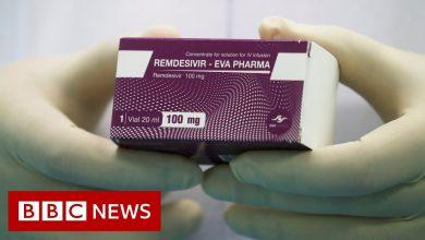 Photo of Coronavirus: US Buys nearly all of Covid-19 drug remdesivir – BBC News