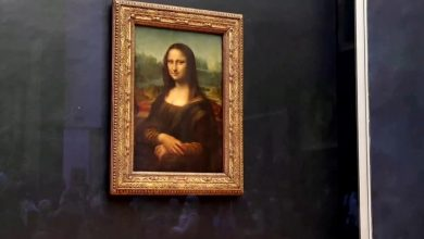 Photo of France's Louvre Museum re-opens after four months