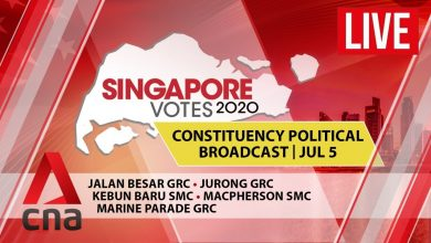 Photo of [LIVE HD] GE2020 Constituency Political Broadcast on Jul 5