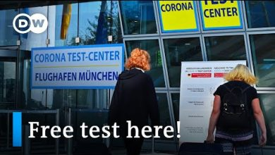 Photo of Germany begins mandatory coronavirus tests for travelers | DW News