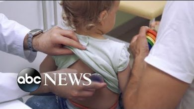 Photo of Surge in number of children testing positive for coronavirus