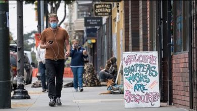 Photo of California Governor Sees Encouraging Signs Amid Pandemic