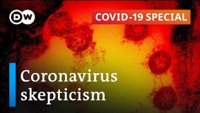 Photo of How to make coronavirus skeptics believe what they can't see   COVID-19 Special