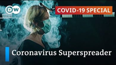 Photo of Superspreaders: How do they affect the coronavirus pandemic? | COVID19 Special