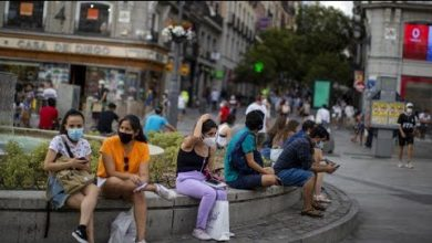 Photo of Coronavirus: Madrid's tourism trade struggling as visitors stay away amid pandemic