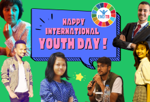 Photo of Happy International Youth Day!