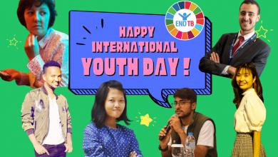 Photo of Happy International Youth Day!