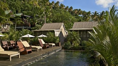 Photo of St. Lucia's Boucan by Hotel Chocolat Rebrands as Rabot Eco-Escape