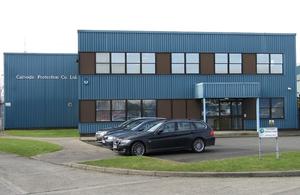Photo of UKEF helps Cathodic reach new markets