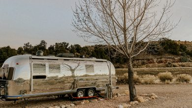 """Photo of """"Vintage""""-Themed Utah Campsite, Yonder, to Open September 1"""