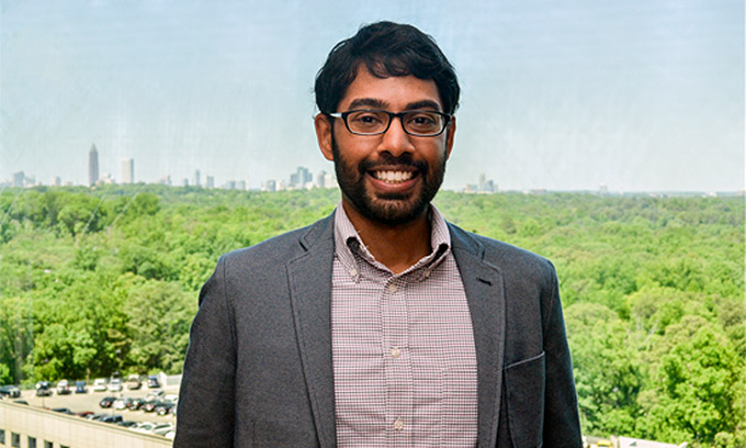 Vikram Krishnasamy, M.D., MPH