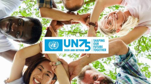 UNWTO - Cooperation and Trust as Important as Ever - 75 Years of the United Nations - TRAVELINDEX