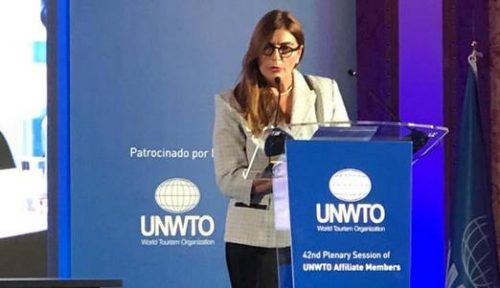 Skål International Participate at the UNWTO Affiliate Members Plenary Session - TRAVELINDEX