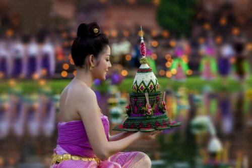 Thailand Celebrates Loi Krathong Festival 2020 in New Normal - TRAVELINDEX