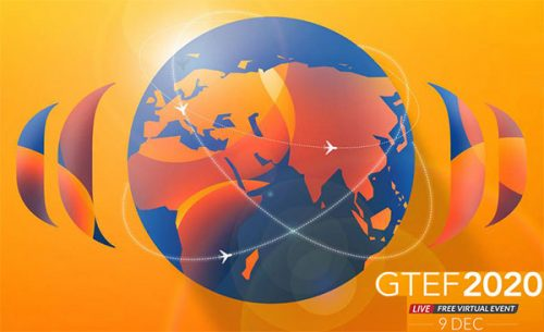 GTEF 2020: Solidarity and Innovation, Reshaping Tourism in New Global Economy