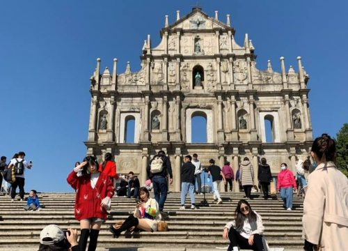 Macao Records Highest Daily Visitor Arrivals on New Year's Eve