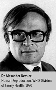 Portrait photo of Dr Alexander Kessler