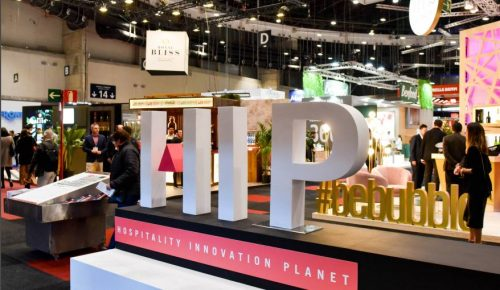 Hospitality Innovation Planet First In-Person Tradeshow in Spain