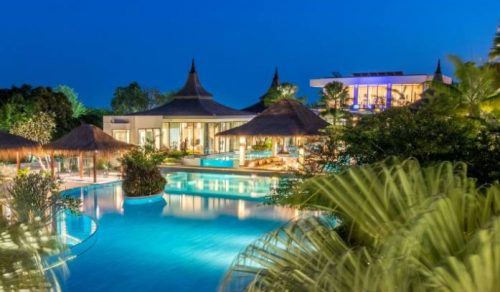 Luxury Getaway The Resort Villa to Re-Open Soon in Rayong