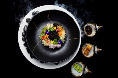 Royal Osha Reinvents Classic Thai Elegance