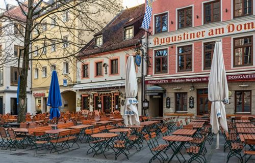 WTTC: Germany's Tourism Sector Contribution to GDP in 2020 Dropped €161 Billion