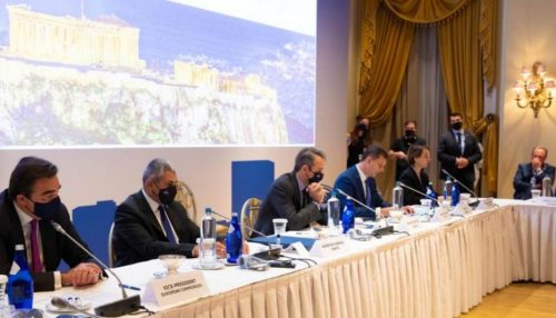 Europe United as Tourism Leaders Meet in Athens