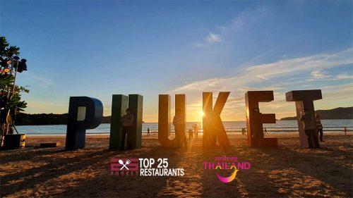 Inaugural Top 25 Restaurants Phuket Edition Launched