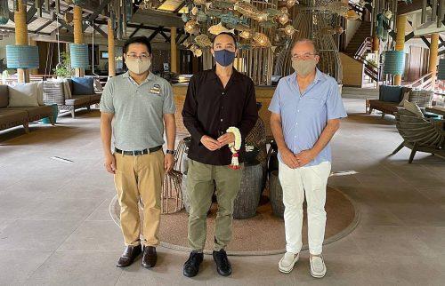 Cape Panwa Hotel Phuket Welcomes Renowned Thai Film Director