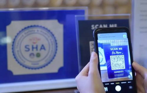 Thailand Trusted SHA Certified On Par with WTTC Safe Travels Stamp